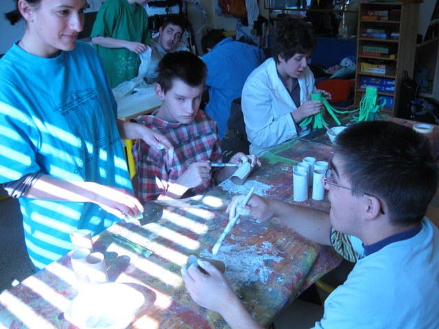 Šolsko leto 2011/12: Delovna praksa za  učence posebnega programa