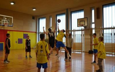 Področno prvenstvo v košarki