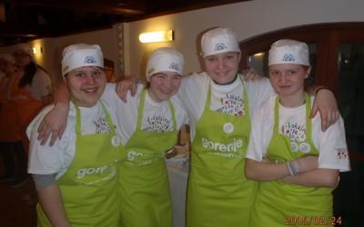 Tekmovanje v kuhanju avtohtonih jedi Slovenije