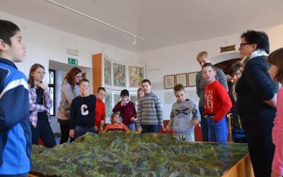 Obisk Loškega muzeja za 3. in 4. razred