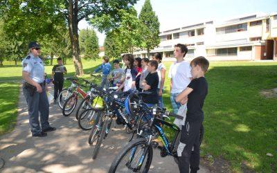Dan prometa – kolesarjenje